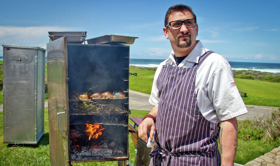 Chef Chris Cosentino of Incanto xxxxxxxxxxxxxxxxxxxxxxxxxxxx xxxxxxxxxxxxxxxxxx . Photo: John Storey / Special To The Chronicle / ONLINE_Yes