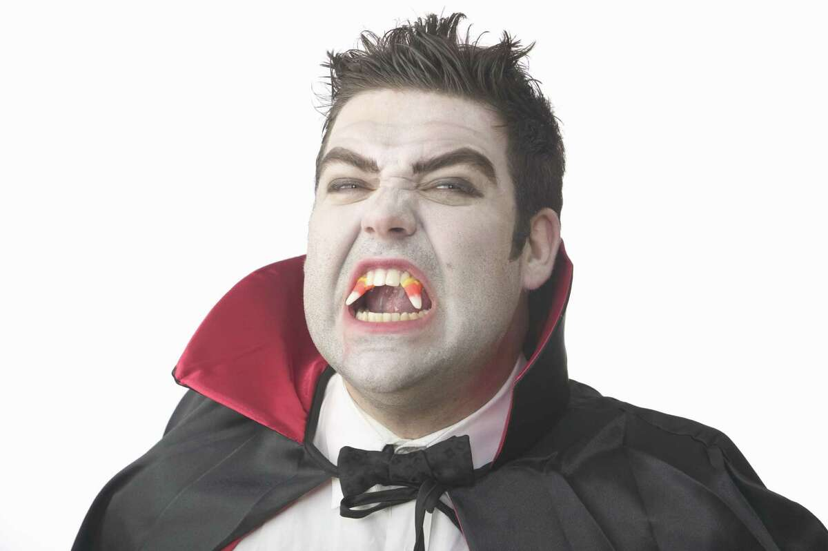 Your Halloween costume sucks. Anyone can pull off a vampire, and though we love