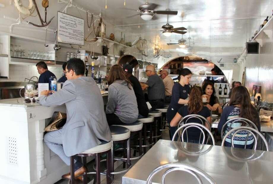 Anchor Oyster Bar, San Francisco Photo: The Chronicle