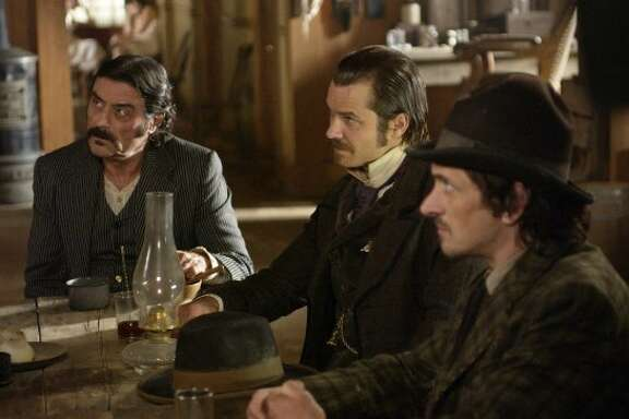 """2005, LOSER, DRAMA: """"Deadwood"""" to """"Lost"""" (HBO)"""