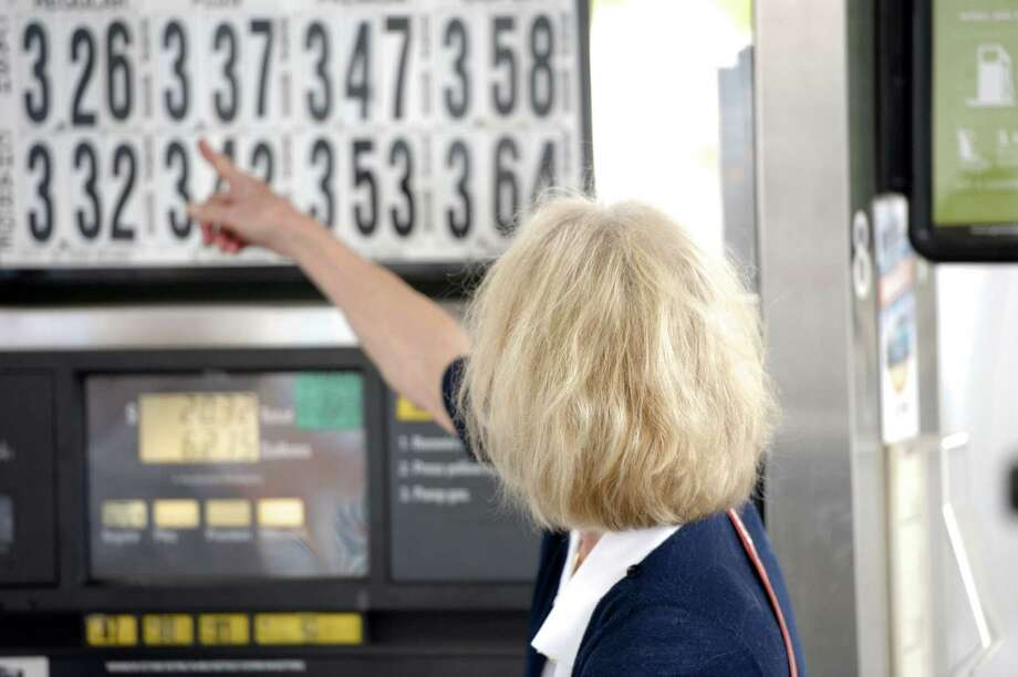 According to AAA, the national average for regular gas per gallon is $2.33. Connecticut's gas prices have historically been higher than the national average, but the state continues to see a steady decrease in price, much to the relief of Nutmeggers' wallets. Connecticut now has the 14th-highest gas prices in the country, with a state average of $2.51 per gallon, according to a recent survey from AAA of New England.We turned to GasBuddy.com to look at the price of gas — as reported by area consumers — across southwestern Connecticut over a 24-hour period of time from September 14 to September 15.