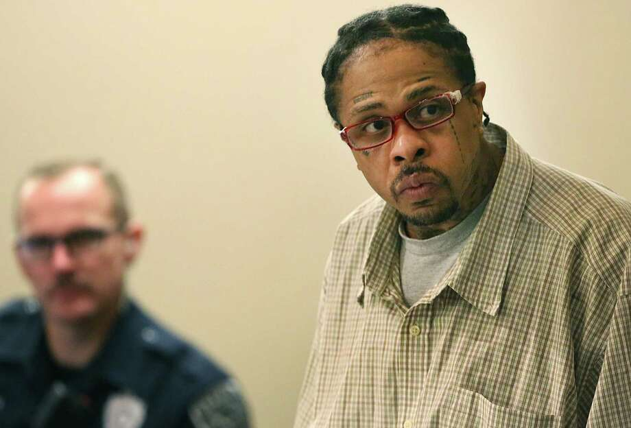 Last October, a jury sentenced Glen Leon Dukes to two life terms for forcing women into prostitution. Photo: Bob Owen /San Antonio Express-News / © 2014 San Antonio Express-News