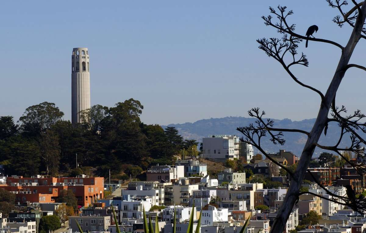 A part of San Francisco's skyline since 1933, Coit Tower features stunning murals, a terrifyingly tiny elevator and 360-degree views of San Francisco. All for $5, with parking. WITH PARKING.