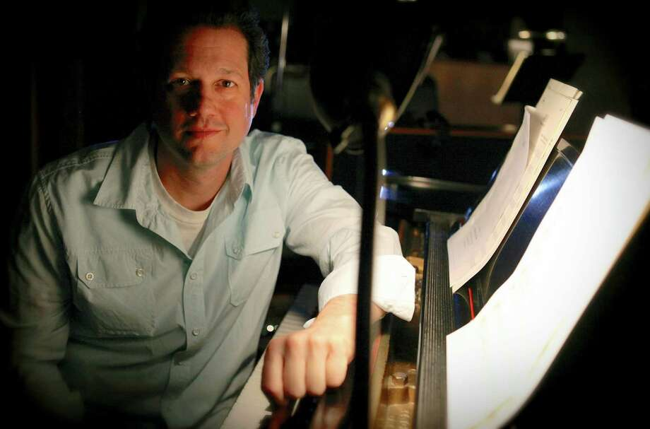 """Michael Giacchino, composer of the music for the movie """"Star Trek Into Darkness."""" Photo: Courtesy Photo / Courtesy Photo"""
