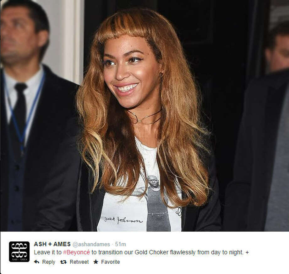 While baby rumors recently swirled around the Houston-native superstar, the only baby Beyonce is sporting lately is on her forehead. We're talking about the baby bangs (or Bettie Page bangs, if you will.) Whether or not the singer hit a bad note with this look is still up for  debate, but there's no question about some of these other stars. Check  out the celebrities whose hairdos are actually hairdon'ts.
