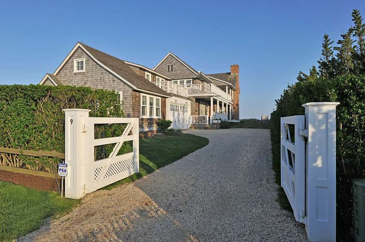 The Hamptons beachfront property in Sagaponack recently sold by Billy Joel.