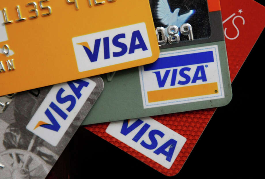 These are the most popular gift cards of 2014. Click through to see all 24 on the list. 1. Visa  Photo: Justin Sullivan, Getty Images / 2008 Getty Images