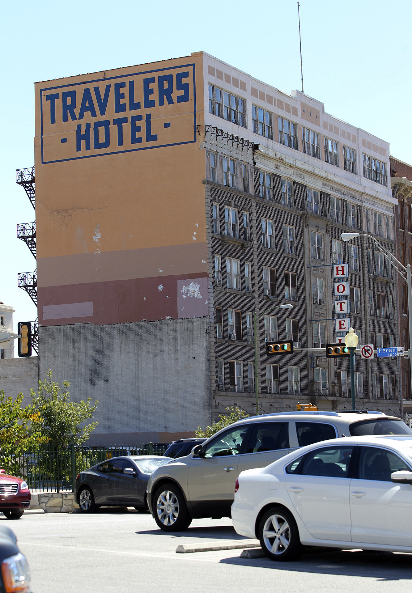 Major Upgrade Coming To Historic Travelers Hotel San