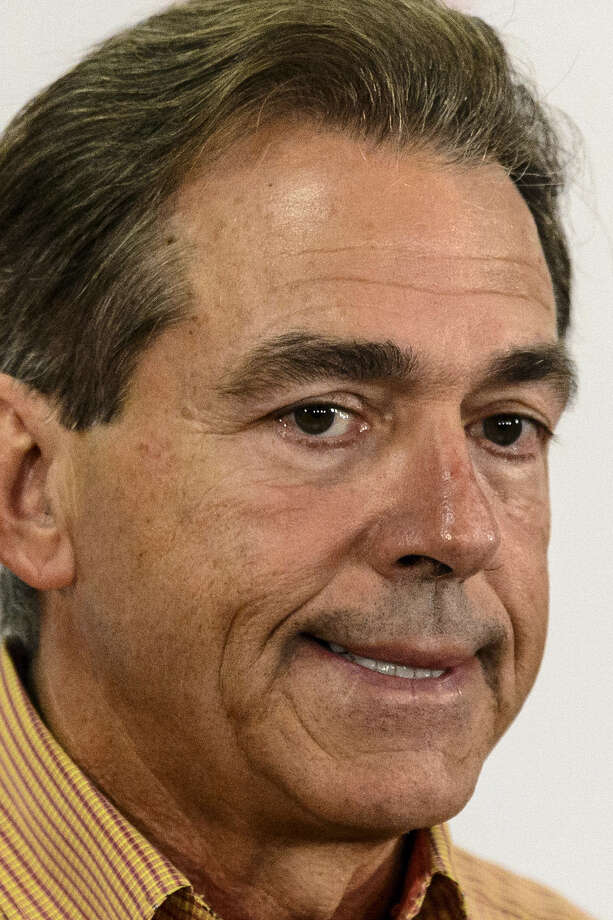 Nick Saban and Alabama will square off with Texas A&M again this weekend in Tuscaloosa. / AL.com