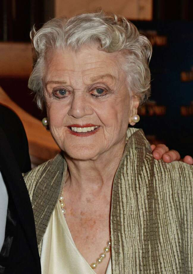 LONDON, ENGLAND - MARCH 18:  Dame Angela Lansbury attends an after party celebrating the press night performance of 'Blithe Spirit' at the Rosewood Hotel on March 18, 2014 in London, England.  (Photo by David M. Benett/Getty Images) Photo: David M. Benett / 2014 David M. Benett