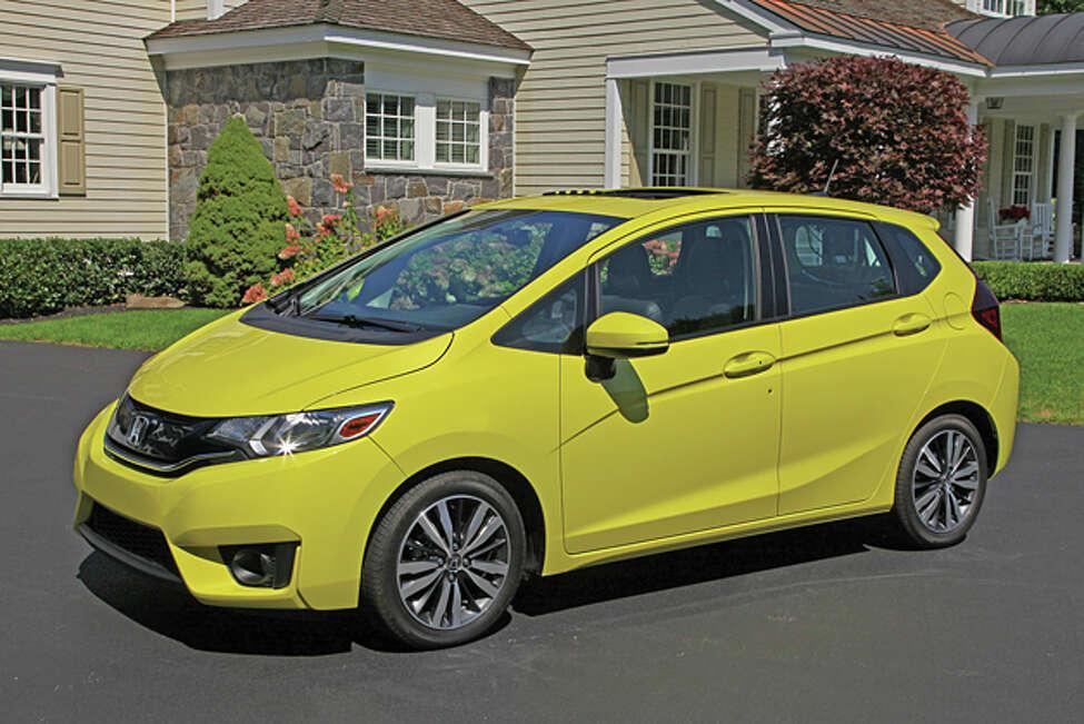 2015 Honda Fit (photo © Dan Lyons, all rights reserved)