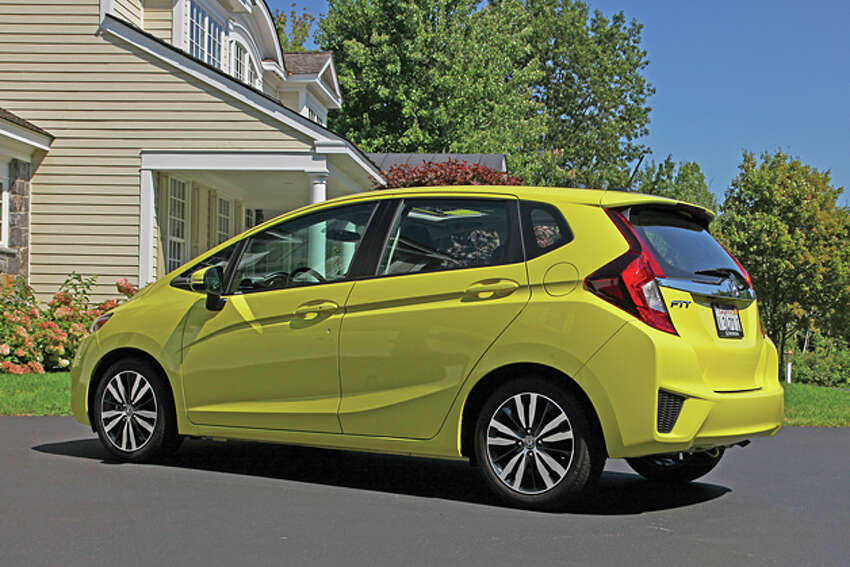 2015 Honda Fit (photo © Dan Lyons, all rights reserved)