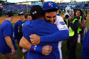 Royals usurp Giants role as sentimental World Series favorites - Photo