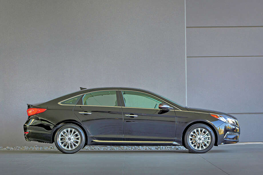 2015 Hyundai Sonata Sport (photo courtesy Hyundai)
