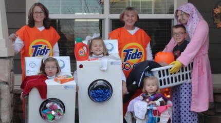 The Laundry Crew