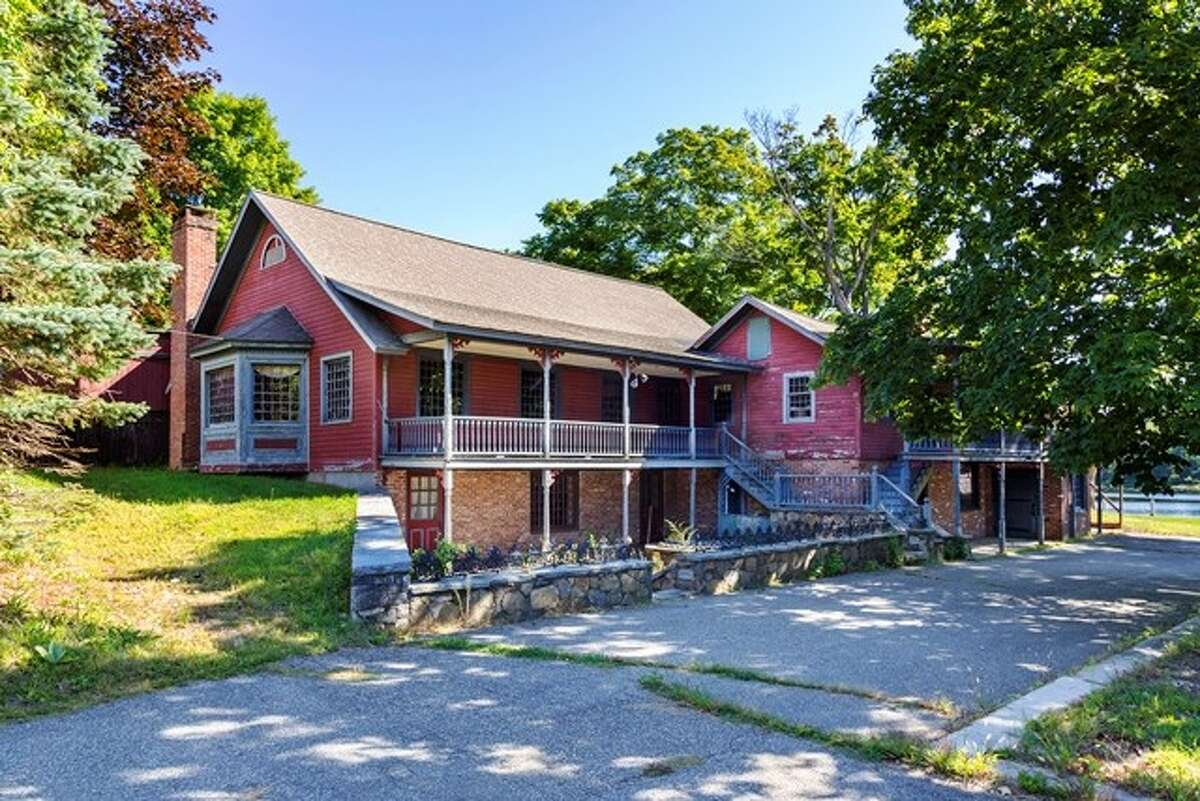 A ghost town in Connecticut is going up for auction just in time for Halloween. Johnsonville Village will go for $800,000 on Oct. 28, according to an Auction.com news release. The 62-acre property comes with eight 19th century structures, a picturesque pond, a covered bridge, wooden dam, waterfall and the possibility of a restless spirit or two, the release said.