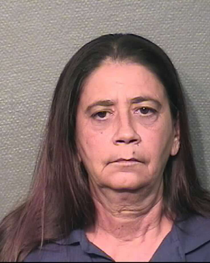 Charges have been filed against a suspect arrested and charged in a fatal hit-and-run traffic accident at 9000 Airport Boulevard about 6:30 a.m. on Wednesday (Oct. 15). The suspect, Phyllis Ann Booker (w/f, 54), is charged with Failure to Stop and Render Aid (FSRA) in the 337th State District Court.  The male victim, Bobby Brooks, 56, of Houston, was pronounced dead at the scene. Photo: Houston Police Department