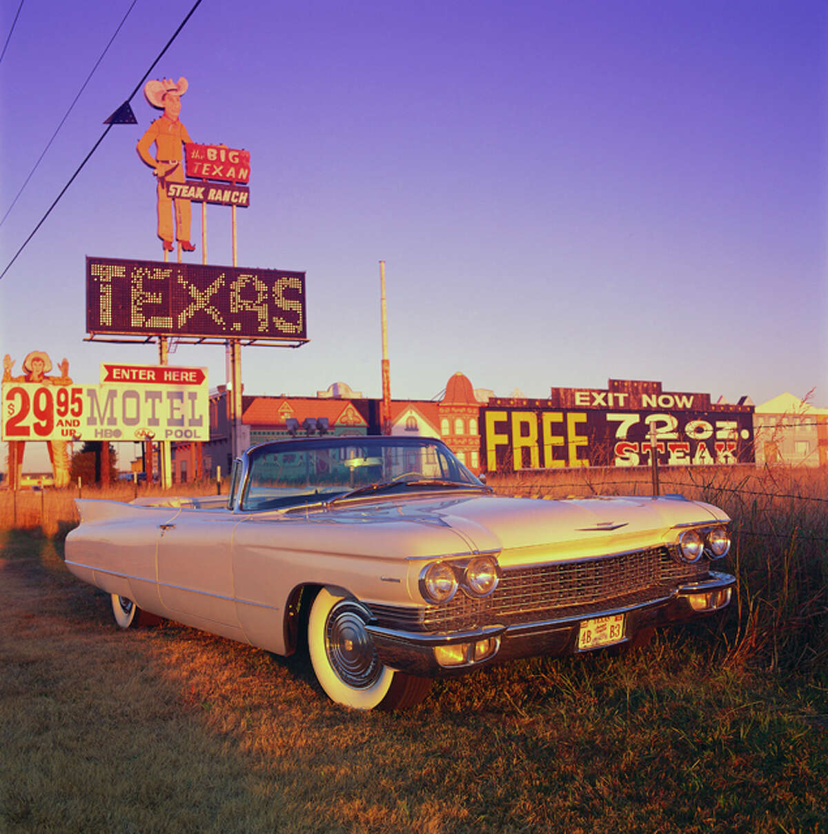 Photos: Route 66 in Texas ... See some of the historic sites that make up the Texas stretch of the iconic Route 66.