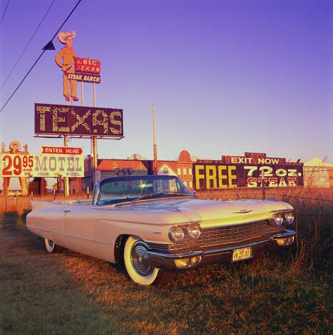 route 66 in texas the roadside stops every true texan must see beaumont enterprise. Black Bedroom Furniture Sets. Home Design Ideas