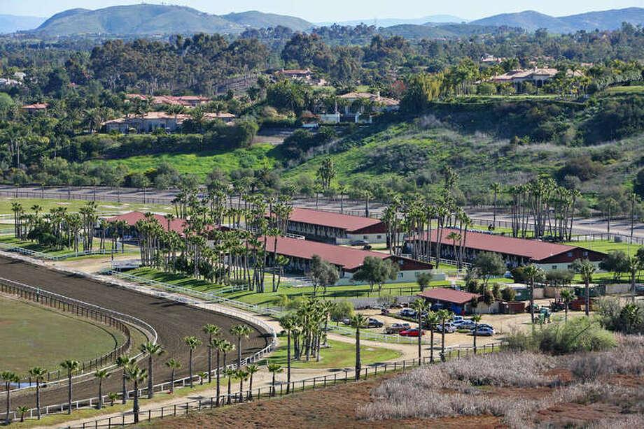 Aerial view of Rancho Paseana. Photo: Courtesy Catherine & Jason Barry