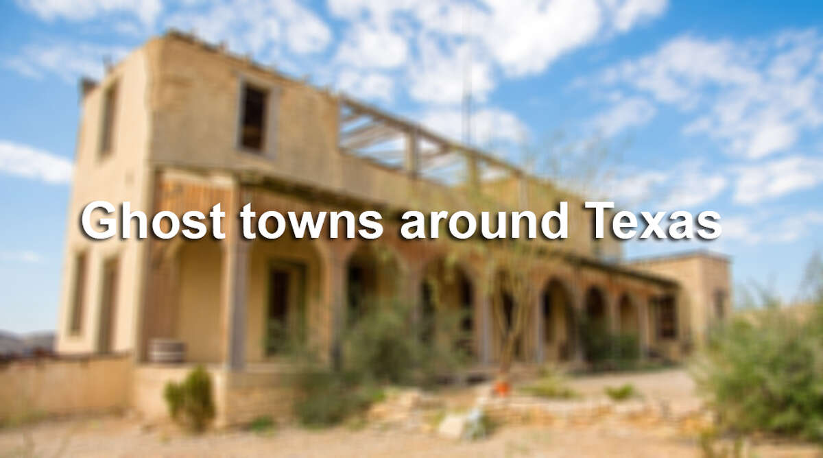 Looking for something frightful this Halloween? With their rich history and eerie remains, these Texas ghost towns are sure to send chills up your spine.