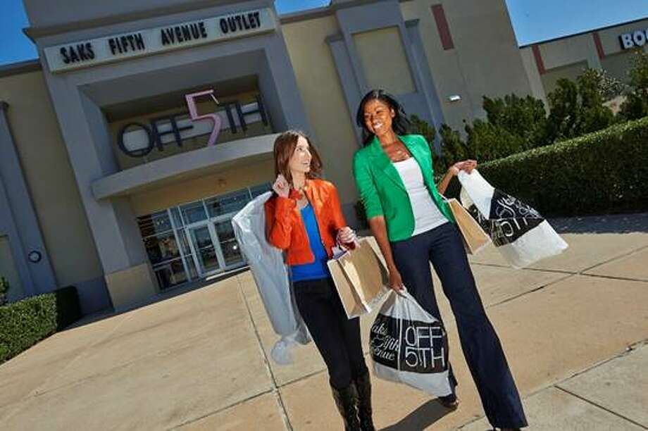 Shoppers at Katy Mills. Photo: Courtesy