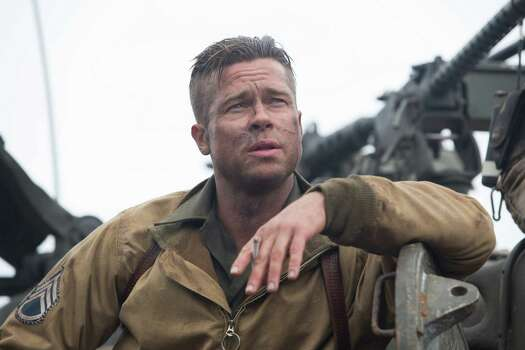 """Fury""IMDb: 8.3/10Review by Mick LaSalle: 'Fury' a World War II movie with a modern edgeFive stars""Fury"" is the first World War II movie inflected by a post 9/11, post-Iraq, post-Afghanistan, 21st-century point of view. It takes place in Germany in April 1945, just a few weeks before the end of the war in Europe, and one of the first things you realize is that it's just as easy to get killed on the last day of a war as the first. Four guys are in a tank, along with the dead body of a fifth, and aside from the dead guy, nobody is getting along. They're dirty, they're exhausted, and they've been brutalized and coarsened. They're not better people for having been in combat. They're much worse. Photo: Handout, HO / MCT"