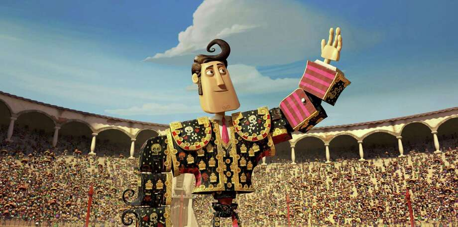 "Manolo, voiced by Diego Luna, is a matador who'd rather be a musician in ""The Book of Life."" Photo: Twentieth Century Fox & Reel FX, HONS / Twentieth Century Fox"