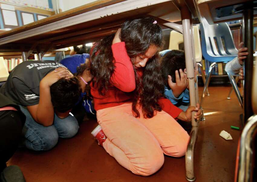 Click through this slideshow for telltale signs you went to school in the Bay Area. You loved earthquake drills because they cut into learning time.