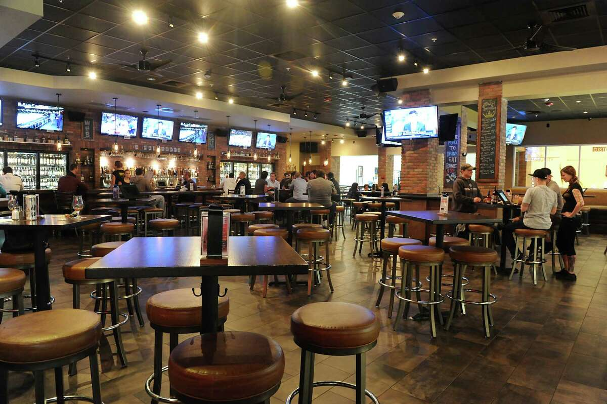 Interior of World of Beer at Crossgates Mall on Friday, Oct. 10, 2014 in Guilderland, N.Y. (Lori Van Buren / Times Union)