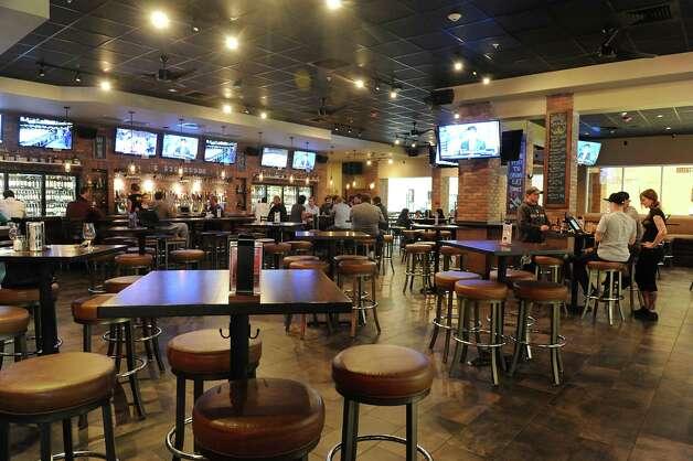 Interior of World of Beer at Crossgates Mall on Friday, Oct. 10, 2014 in Guilderland, N.Y. (Lori Van Buren / Times Union) Photo: Lori Van Buren / 10028965A