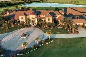 Former Dallas Cowboys defensive back Deion Sanders' mansion in Prosper will go up for auction Nov. 18.