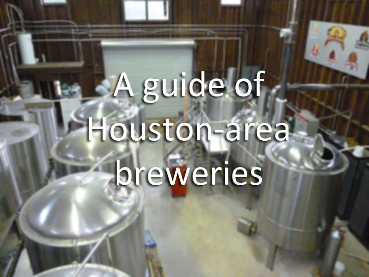 A look at the Bayou City's breweries.