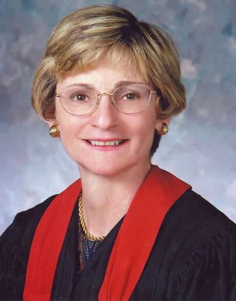 This undated photo provided by the 5th U.S. Circuit Court of Appeals shows Judge Edith Jones. Jones is a possible nominee for the U.S. Supreme Court.  (AP Photo/5th U.S. Court of Appeals).  HOUCHRON CAPTION (07/02/2005) SECNEWS COLORFRONT:  Edith Hollan Jones 55; 5th Circuit Court of Appeals; The judicial conservative received her law degree from the University of Texas and practiced as an attorney in Houston.   HOUCHRON CAPTION (07/02/2005) SECNEWS:  Edith Hollan Jones 5th Circuit appeals judge is described as an outspoken conservative.  HOUCHRON CAPTION (07/13/2005) SECNEWS:  EDITH HOLLAN JONES. Age: 56; born in Philadelphia. Job: Justice on the New Orleans-based 5th Circuit Court of Appeals; nominated by President Reagan in 1985. Photo: HO / 5TH CIRCUIT COURT OF APPEALS