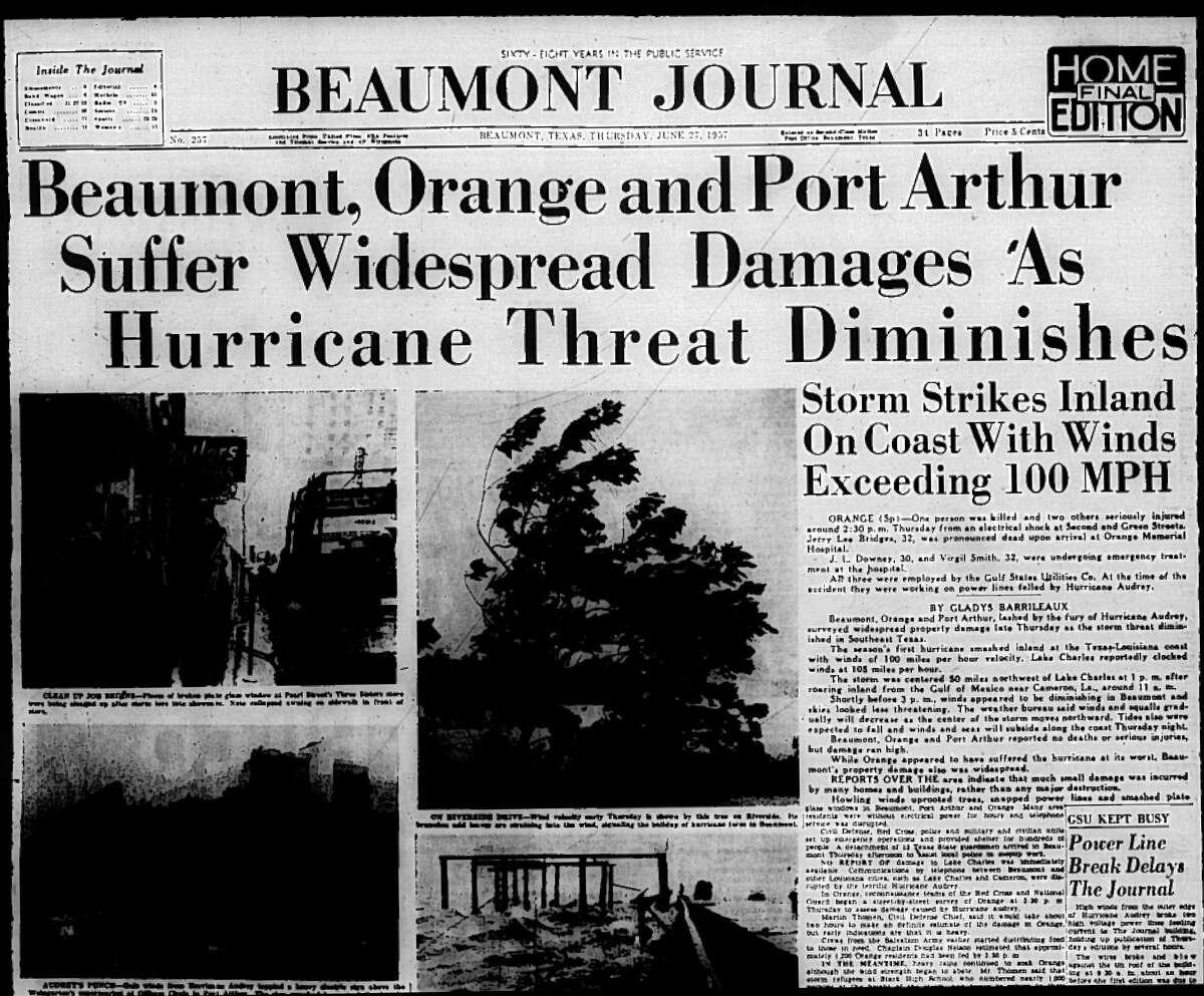 June 27, 1957 --