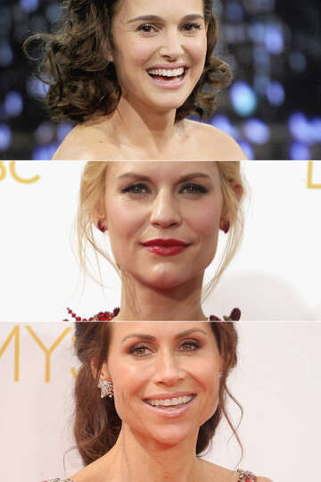 Minnie Driver, Claire Danes, and Natalie Portman in 'Good ... Claire Danes Salary