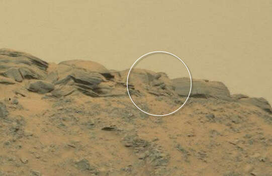 man on planet mars - photo #13