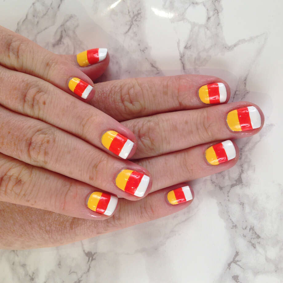 Halloween nails that go for chic not freak - SFGate