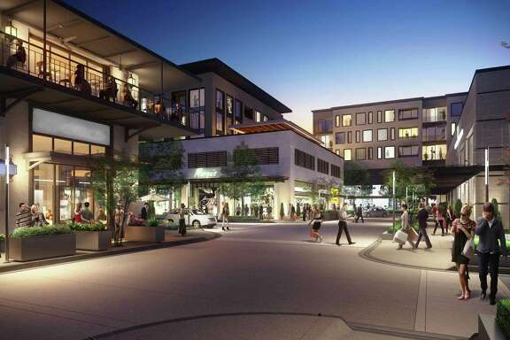 River Oaks District will have 279 residential units along with 252,000 square feet of retail space and 92,000 square feet of office space.