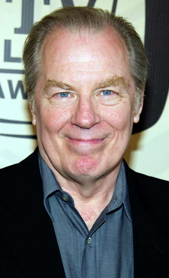 "In this April 14, 2012 photo, Michael McKean arrives to the TV Land Awards 10th Anniversary in New York. McKean, who portrayed Spinal Tap lead singer David St. Hubbins in the movie ""Spinal Tap,"" and Lenny on the hit television show, ""Laverne & Shirley,"" was injured when he was struck by a car in New York City on Tuesday, May 22, 2012. A spokesperson for McKean said that his leg was broken in the accident. (AP Photo/Charles Sykes) Photo: Charles Sykes / 2012 AP"