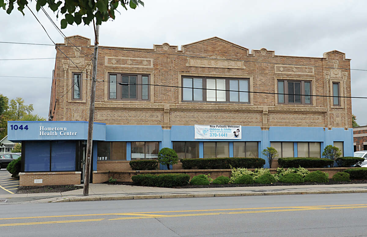 A view of Hometown Health Center on State St. on Thursday, Oct. 16, 2014 in Schenectady, N.Y. (Lori Van Buren / Times Union)