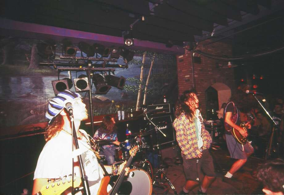 How can you dilute the essence of grunge to an employer? Twenty-five years ago, on Nov. 15, 1992, one local record label employee took it upon herself ... to mess with them. Photo: Steve Eichner, Getty Images