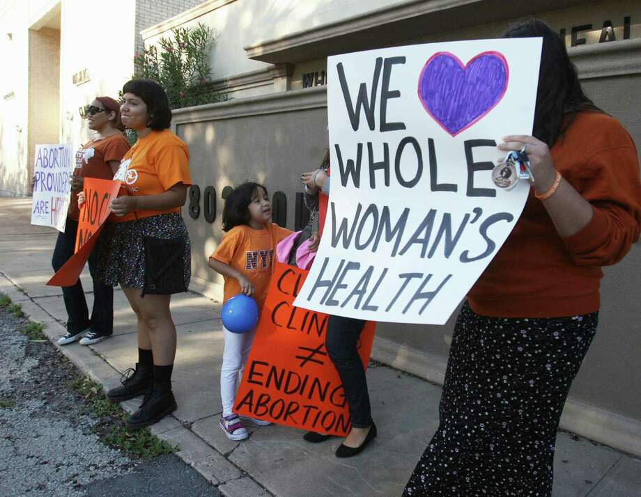 Whole Woman's Health plans to reopen its McAllen clinic by the end of the week, again giving the Rio Grande Valley an abortion provider. Photo: Associated Press / File Photo / The Monitor