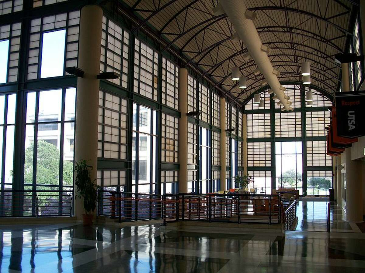 The University of Texas at San Antonio Texas rank: 19 National rank: 133