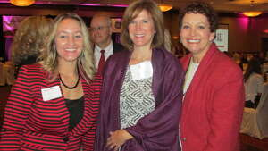 Were you Seen at the Albany-Colonie Regional Chamber's Bold in Business forum at the Hilton Garden Inn in Troy on Friday, Oct. 17, 2014?