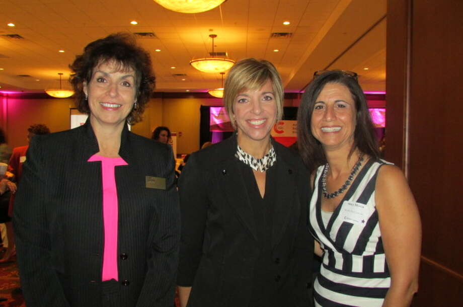 Were you Seen at the Albany-Colonie Regional Chamber's Bold in Business forum at the Hilton Garden Inn in Troy on Friday, Oct. 17, 2014? Photo: Brandi Miller