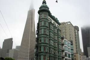 Built by political boss Abe Reuf, spiffed up by film mogul Francis Ford Coppola, the Sentinel Building is a revered San Francisco landmark.