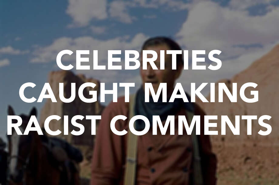 Celebrities need to always watch what they say because someone is always listening. Photo: Warner Bros / AP