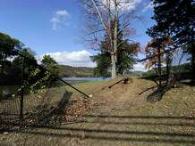 Matthew Branche, 59, of Carmel New York, was driving on East Hayestown Road in his 2011 Lexus Thursday night, Oct. 16, 2014, in Danbury, Conn.  As Branche came to the intersection at Hayestown Road, he lost control of his car and drove through a fense straight into Candlewood Lake.