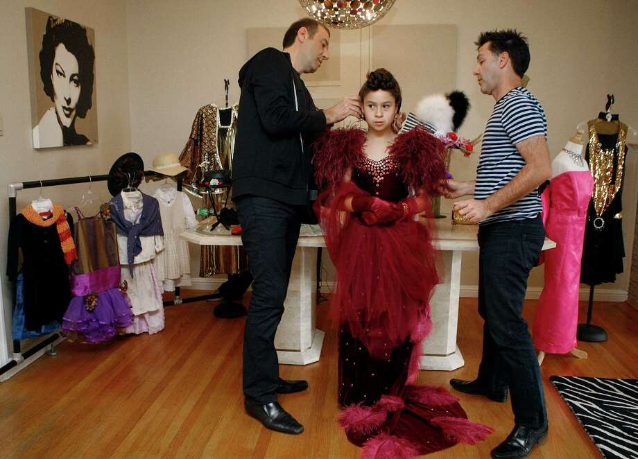 S.F. family takes girlu0027s Halloween costumes to elaborate extremes  sc 1 st  SFGate & S.F. family takes girlu0027s Halloween costumes to elaborate extremes ...
